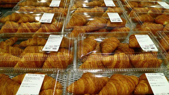 costco bakery croissants