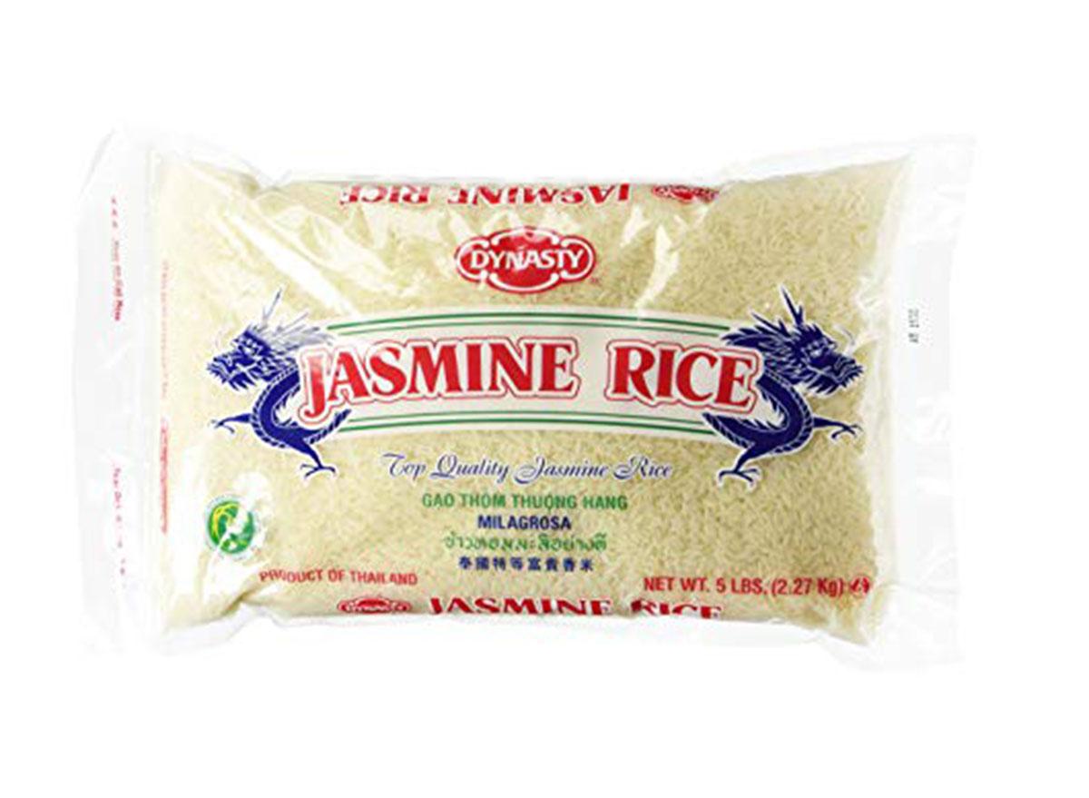 dynasty jasmine rice 5 lb bag