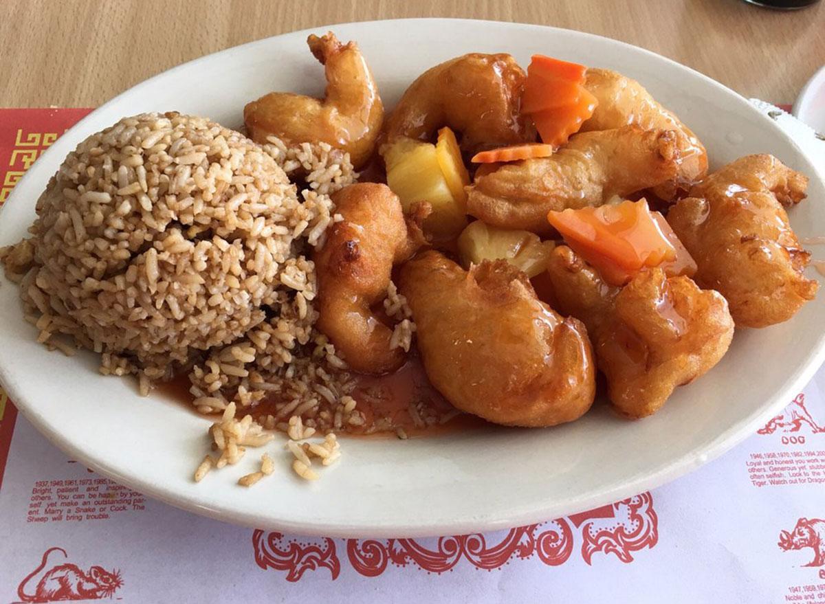 family wok chinese restaurant