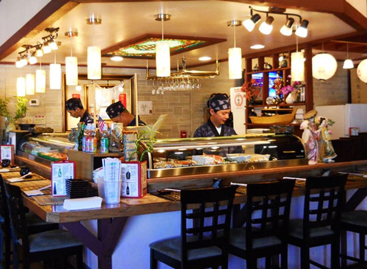 fuji sushi sake bar chinese restaurant