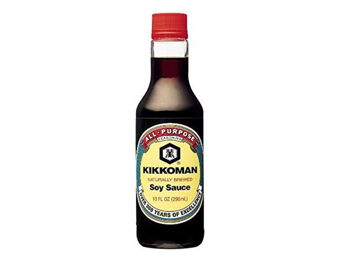 kikkoman soy sauce 10 oz bottle