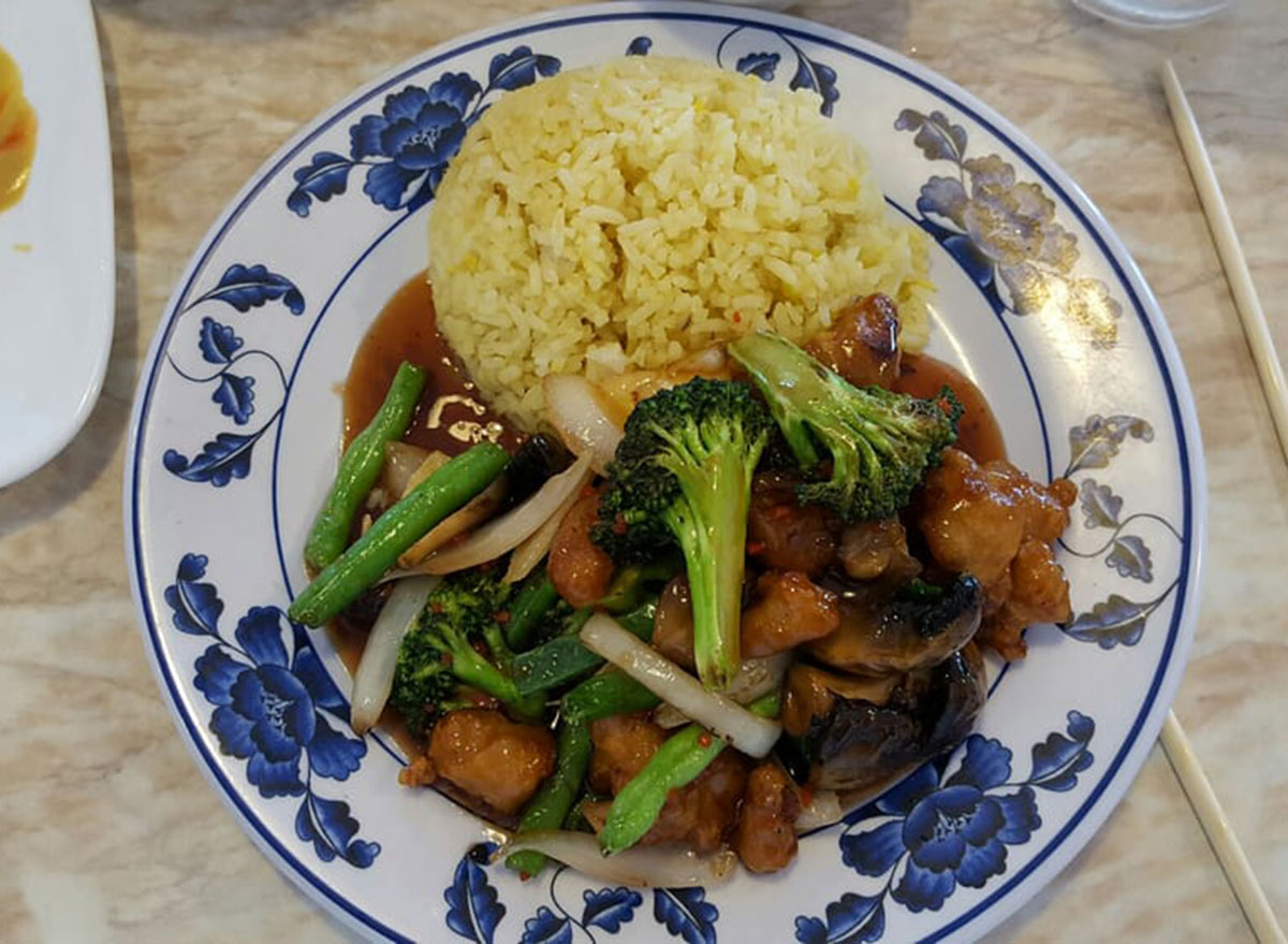 lees gourmet garden chinese restaurant