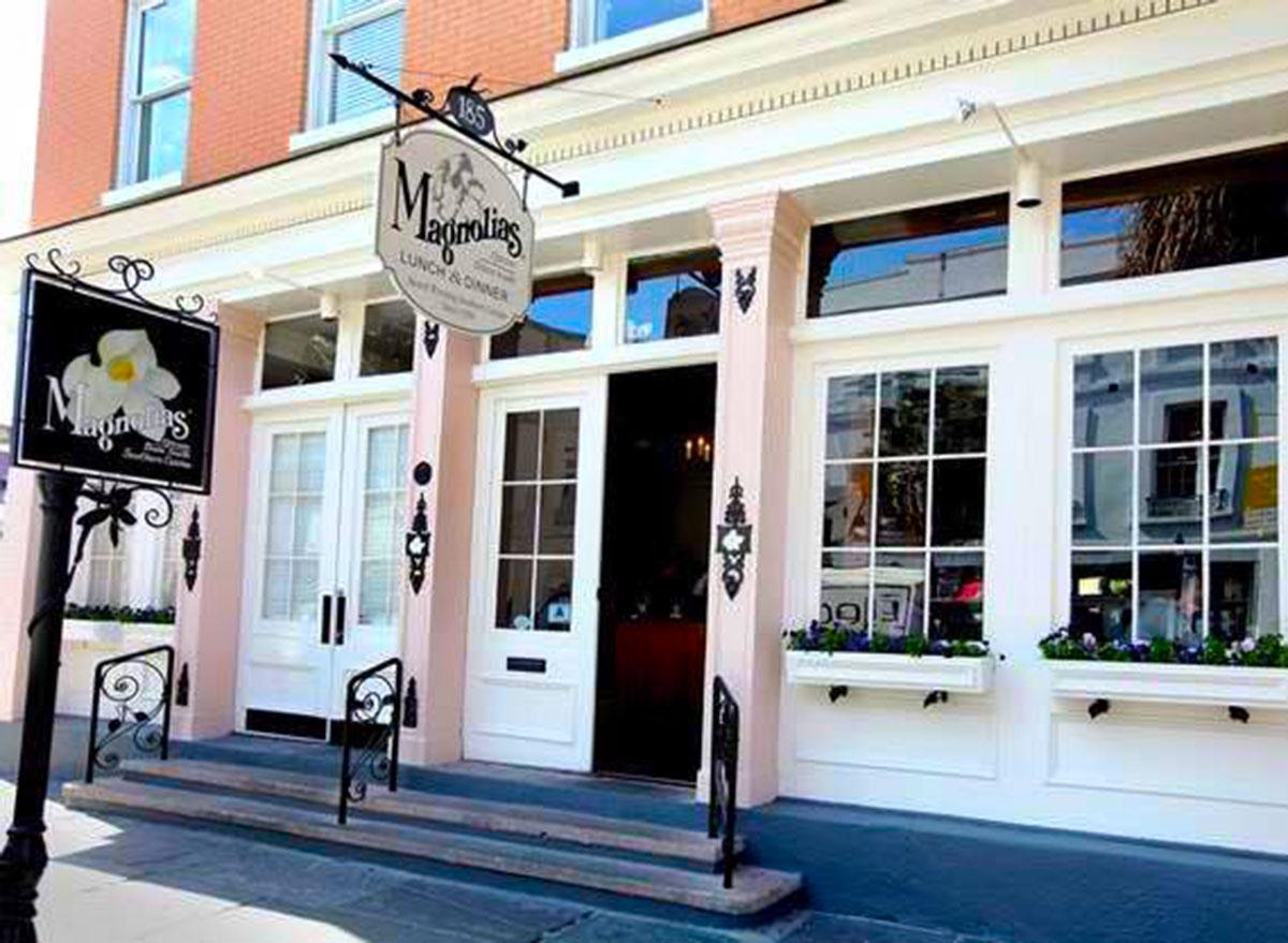 magnolias restaurant in charleston south carolina