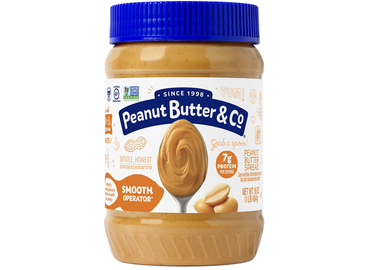 peanut butter and co smooth operator