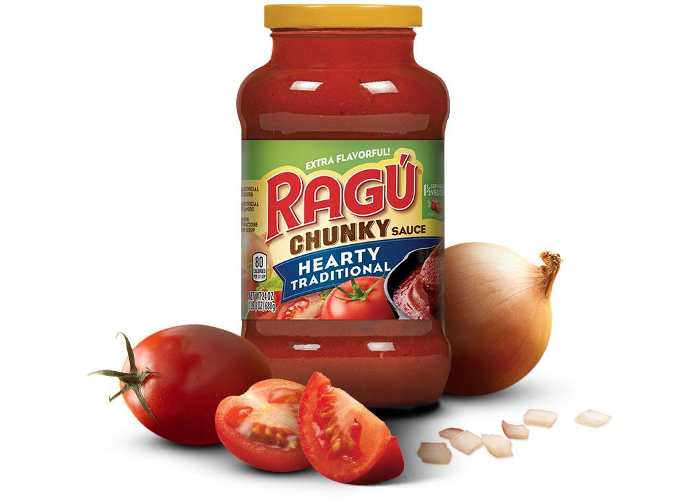 ragu chunky hearty traditional