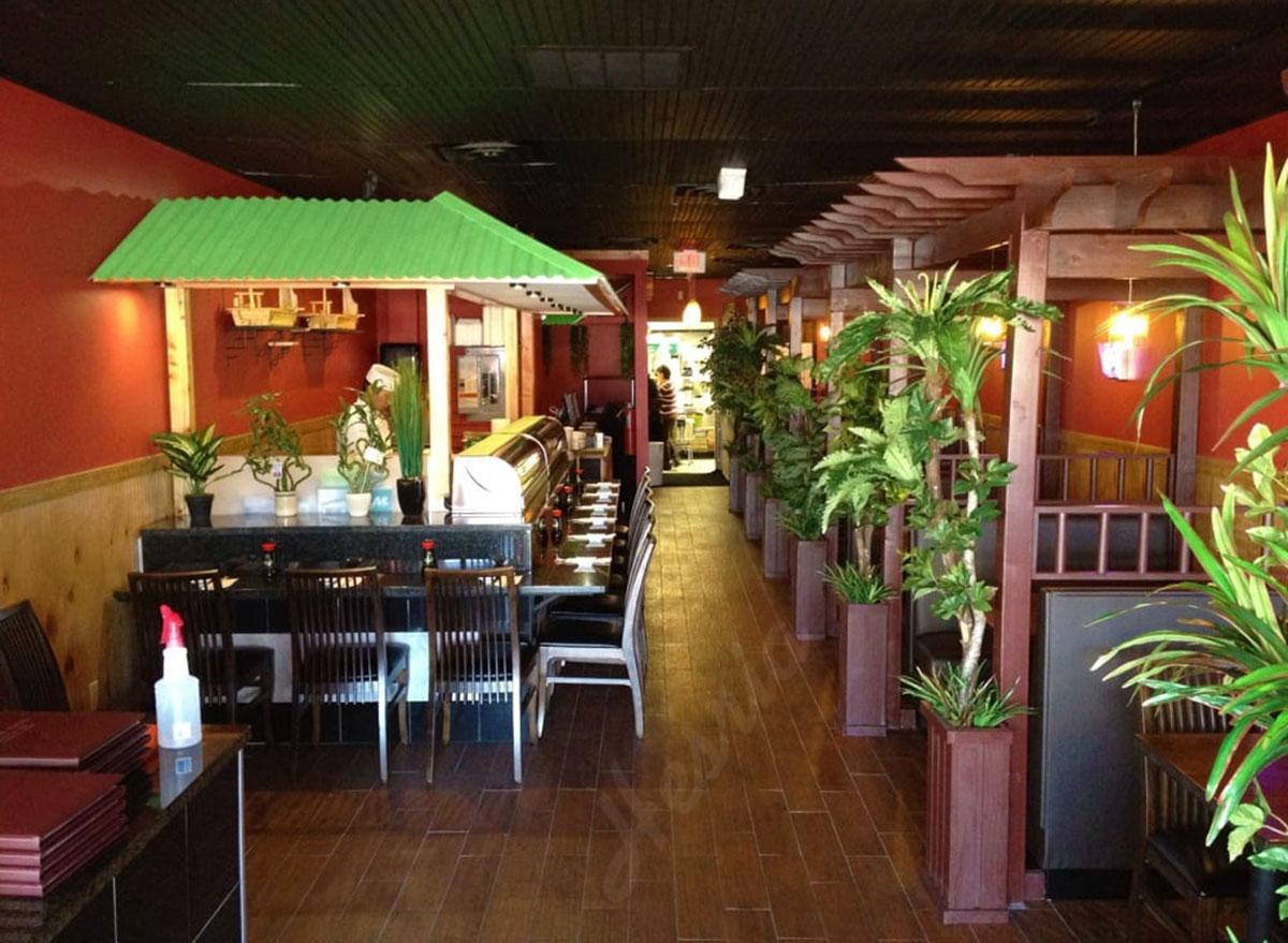 saigon tokyo chinese restaurant inside