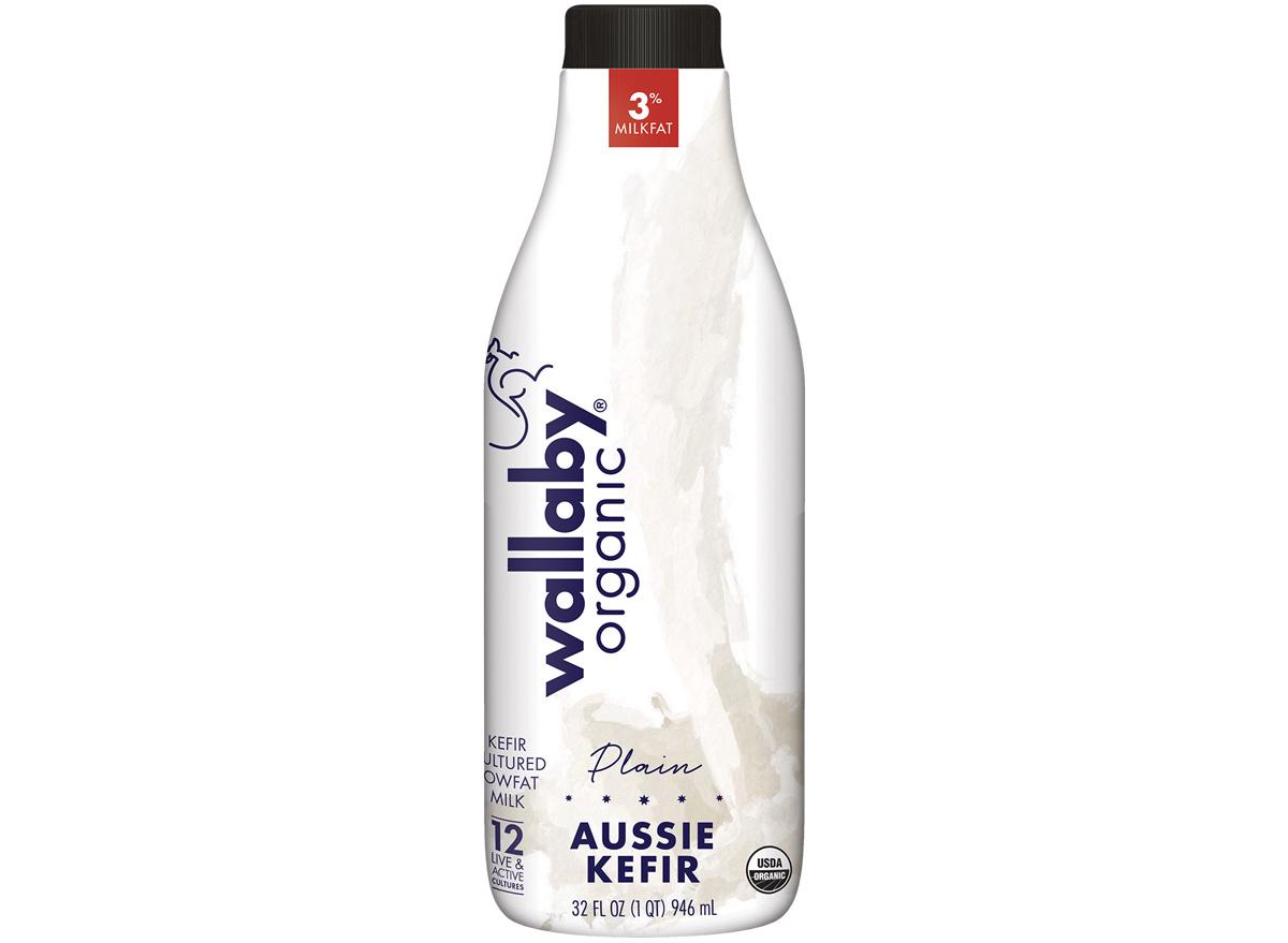 wallaby whole milk plain kefir
