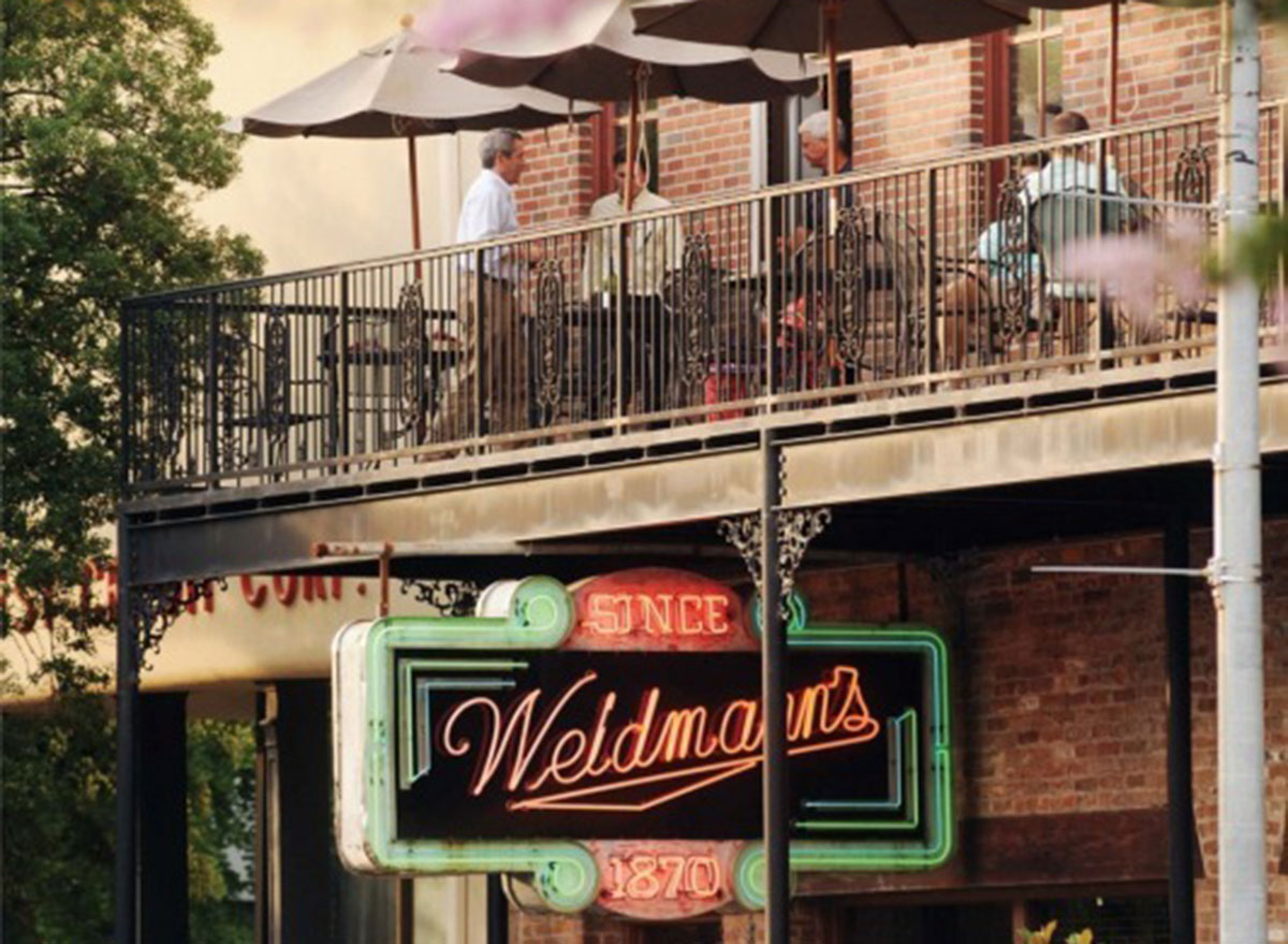 weidmanns restaurant in meridian mississippi