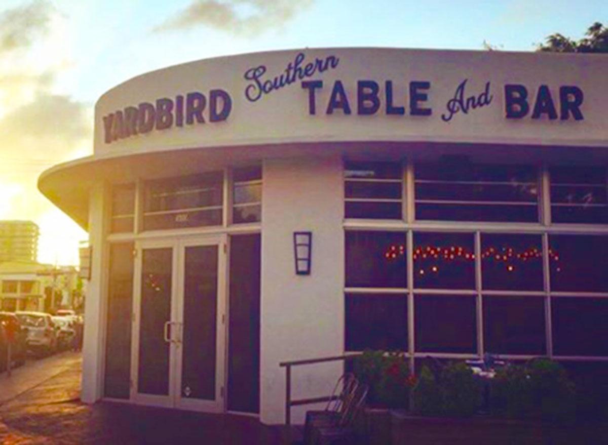 yardbird southern table bar miami location