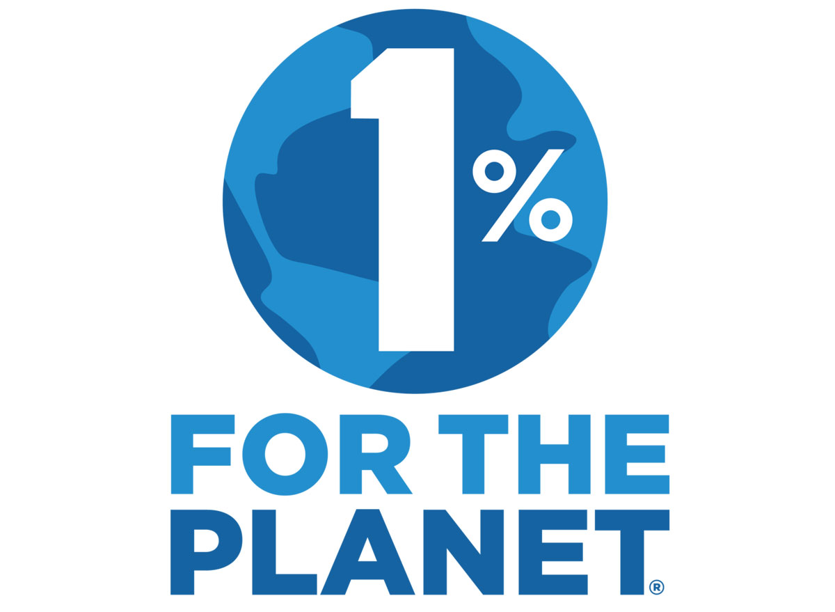1 percent for the planet certification