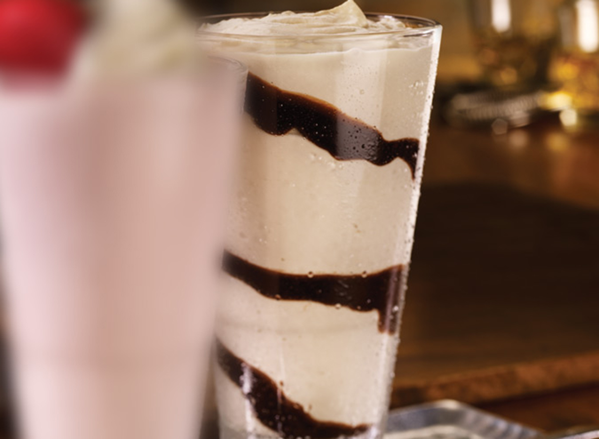 ultimate mudslide cocktail from TGI Friday's