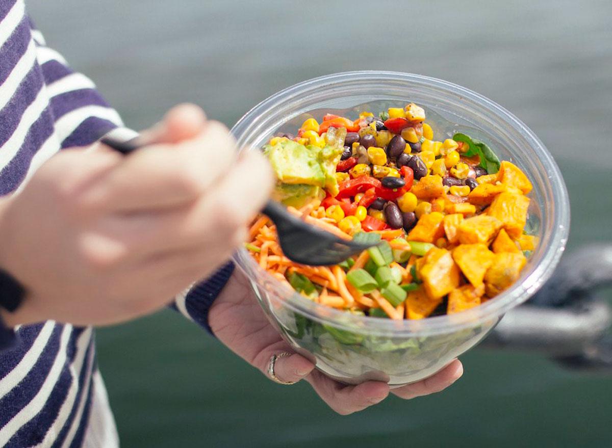 Cosi smart fit salad