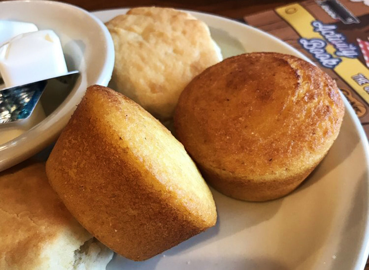 cracker barrel corn muffins