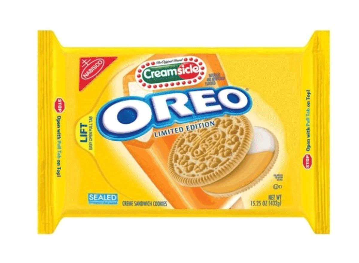 creamsicle oreo pack limited edition