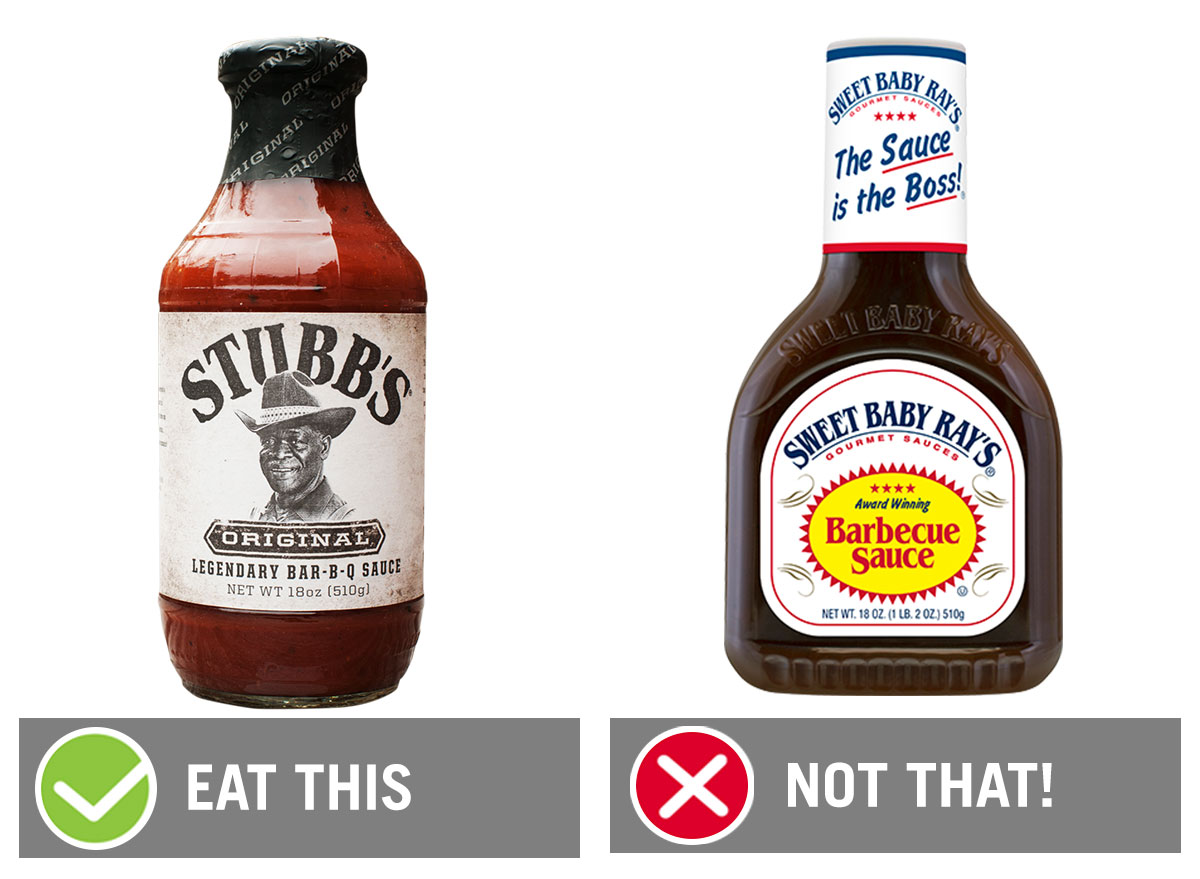 eat this not that bbq sauce
