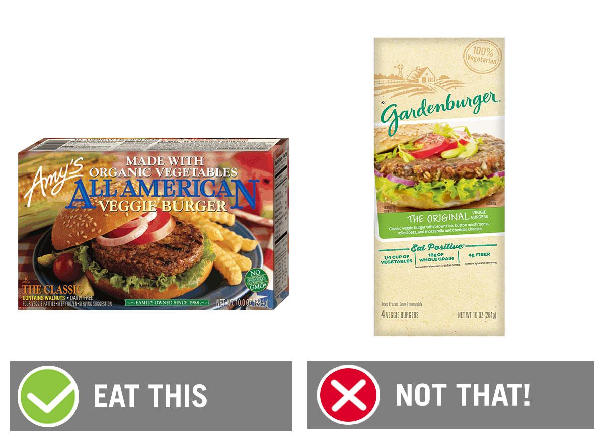 eat this not that veggie burger