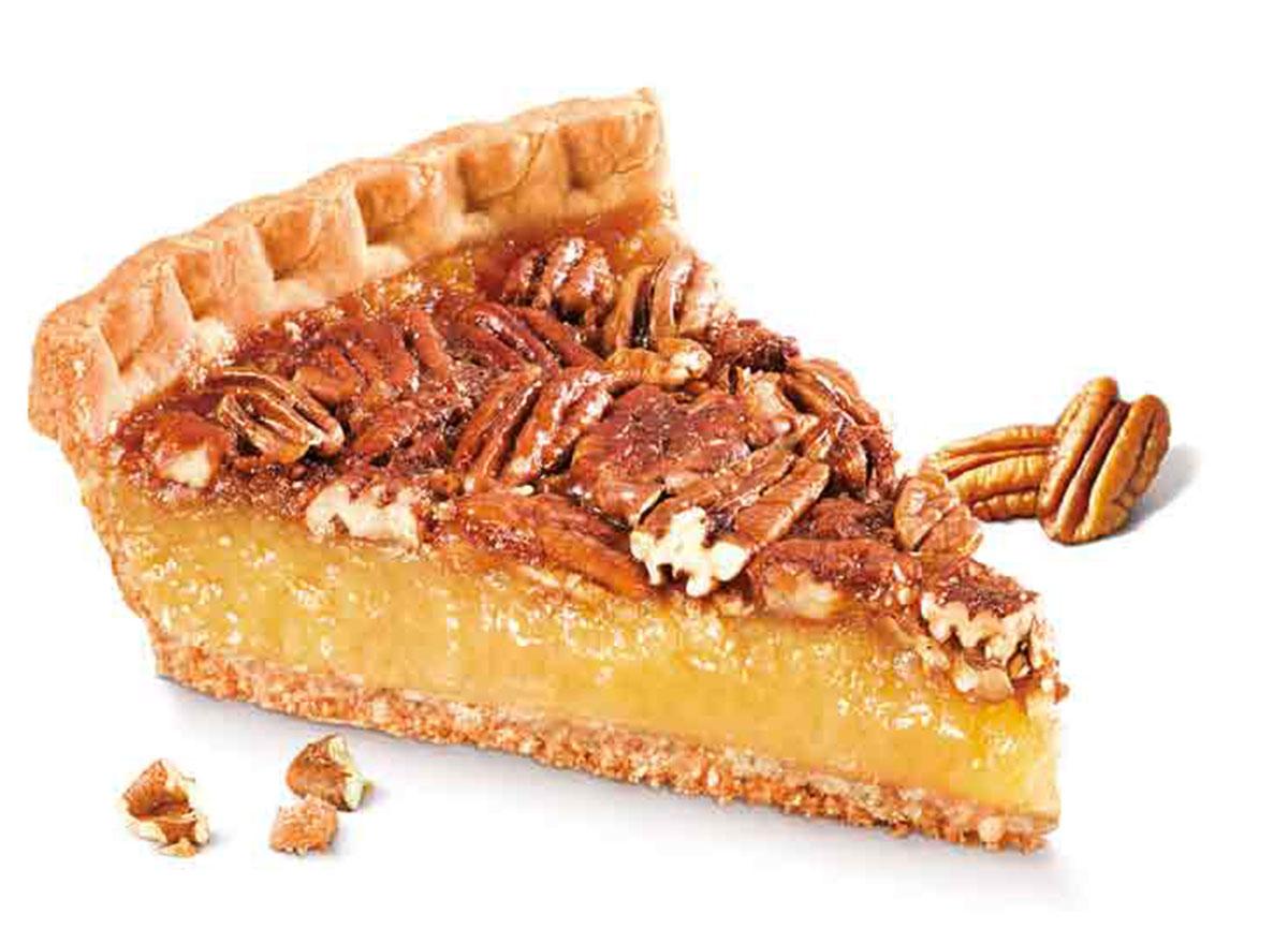 edwards pecan pie slice