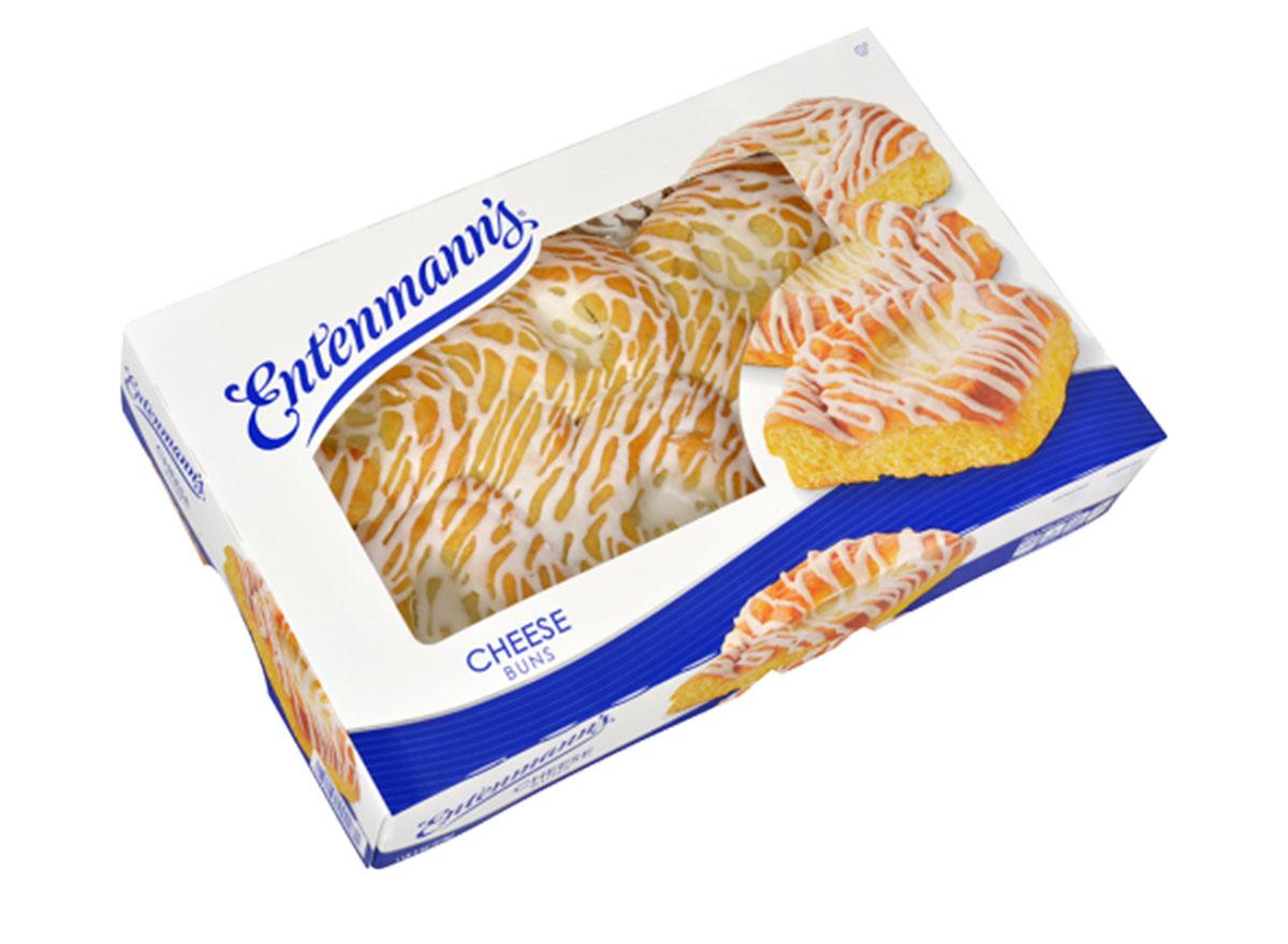 entenmann's cheese buns box