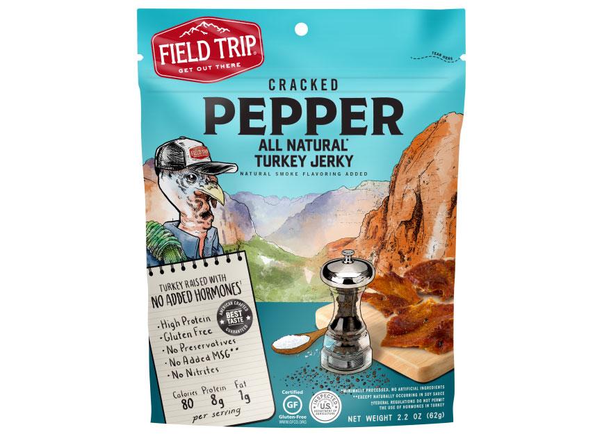 field trip pepper turkey jerky