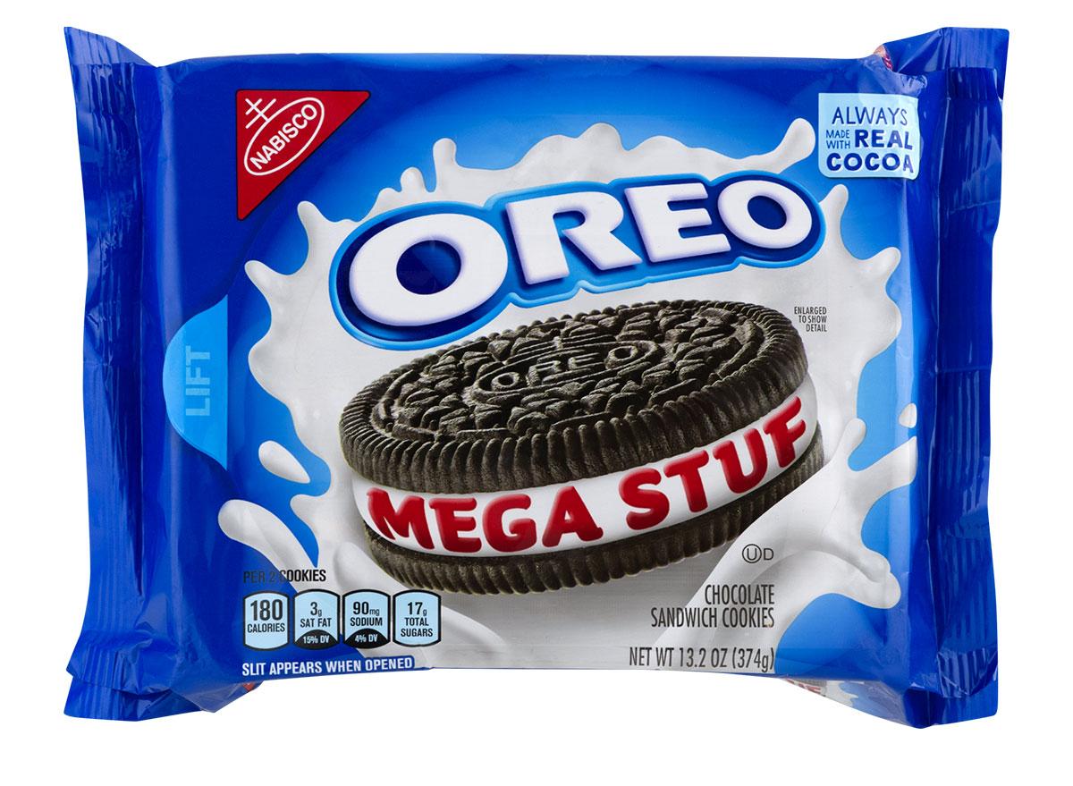 oreo mega stuff cookies