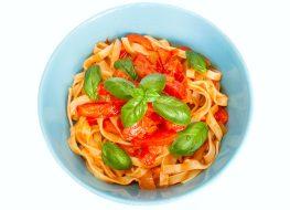 bowl of pepperonata