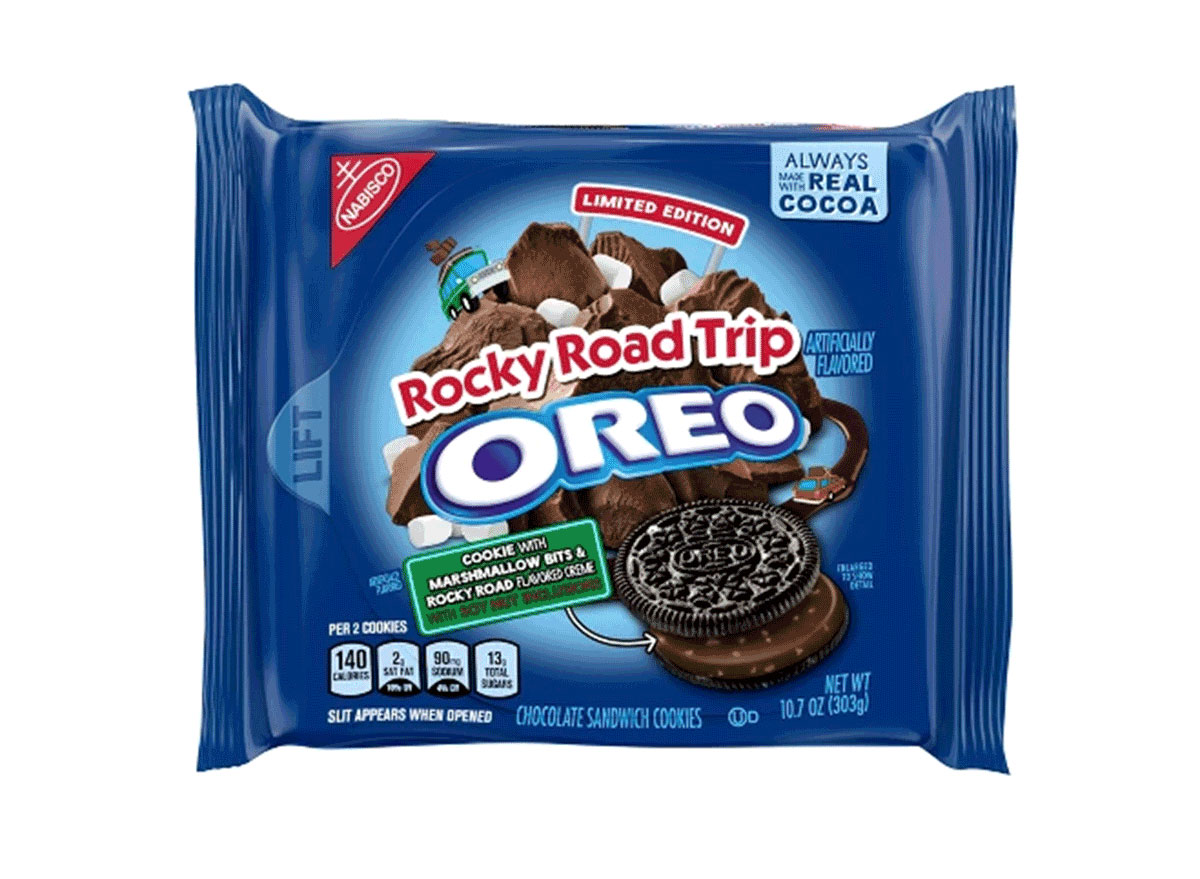 rocky road oreo pack limited edition