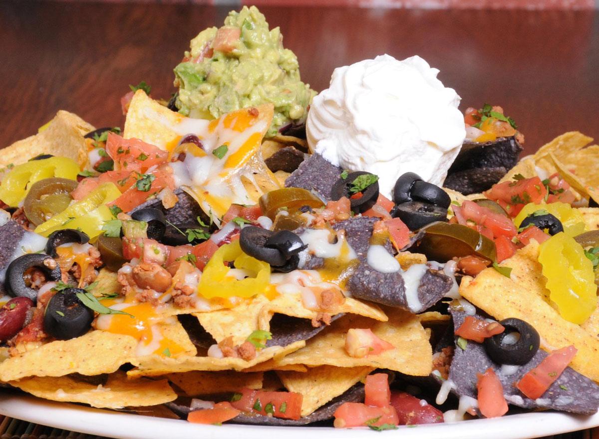 uno loaded mucho nachos