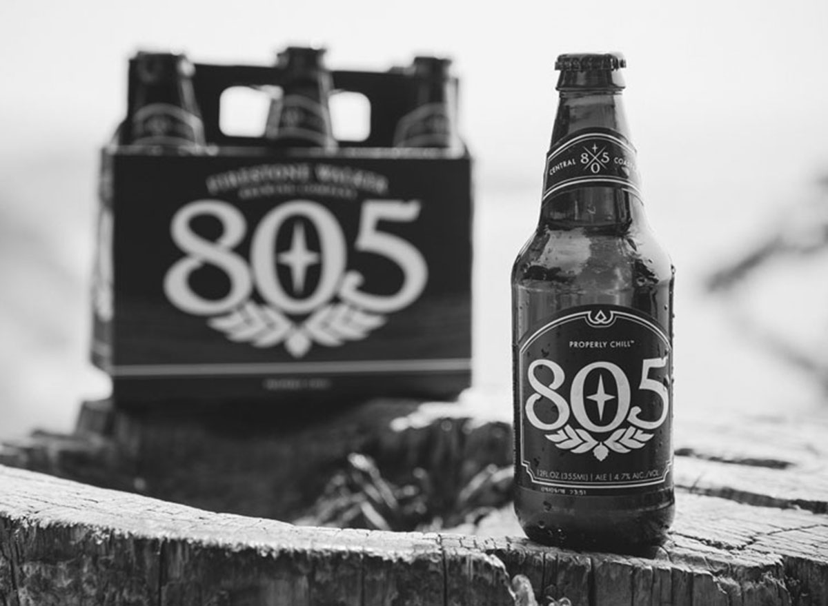 80 beer bottle with 6 pack most popular beer california