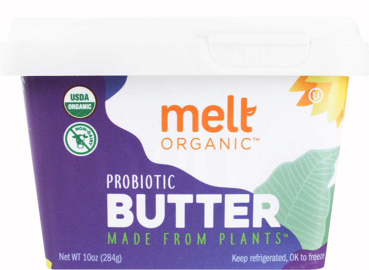 probiotic melt organic buttery spread