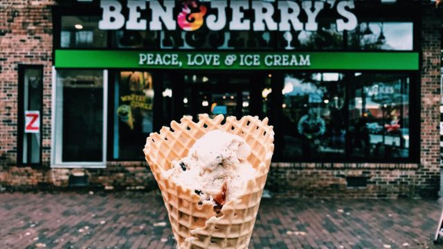 ben and jerrys vermont