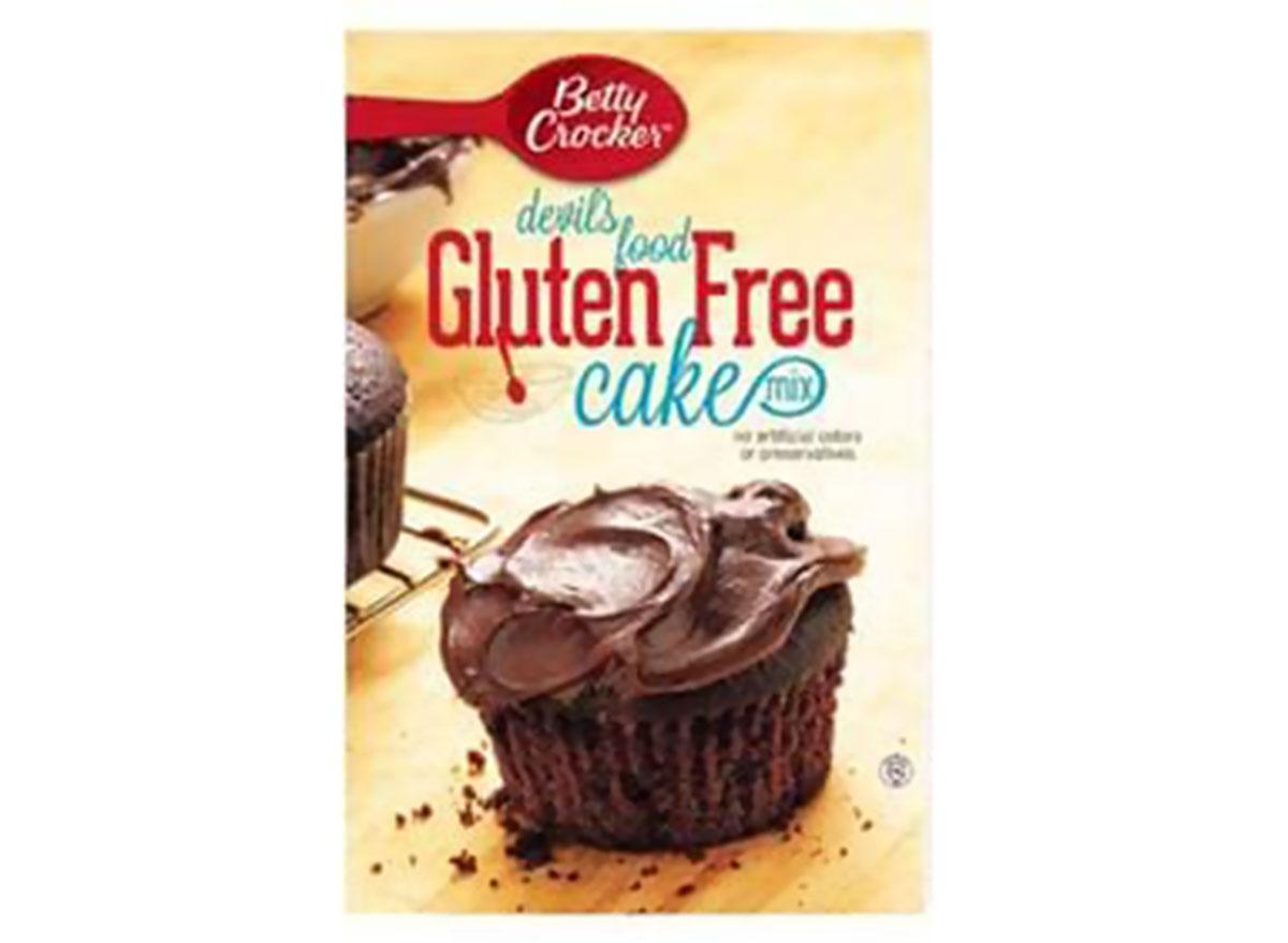 betty crocker gluten free cake mix devils food