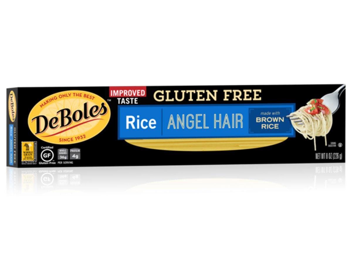 deboles gluten free rice angel hair