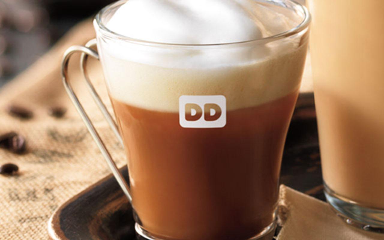 dunkin donuts cappuccino