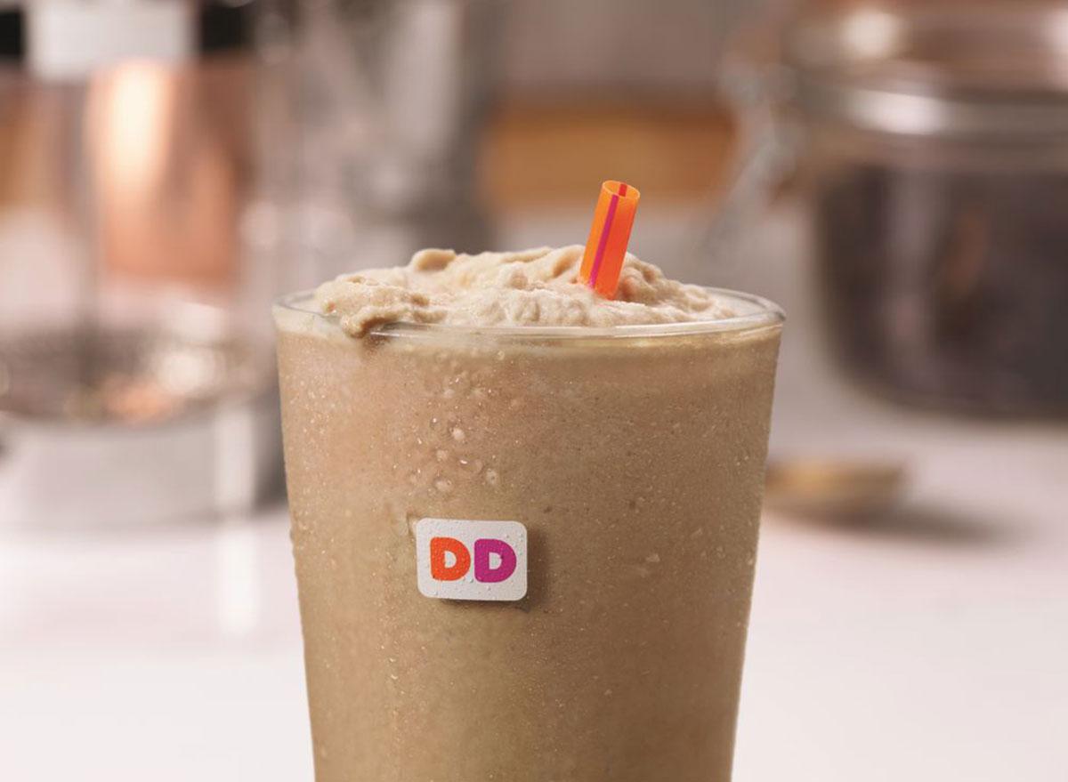 dunkin frozen coffee