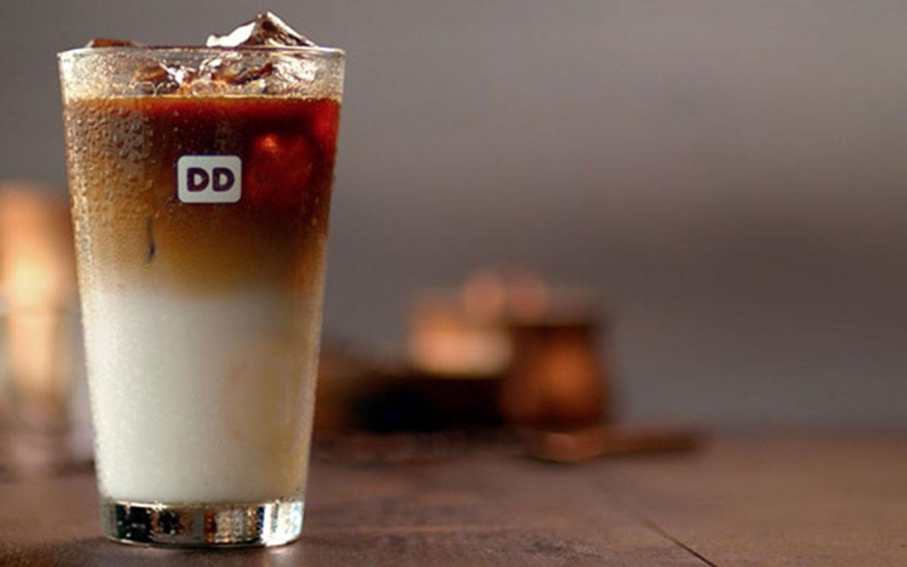 dunkin iced macchiato