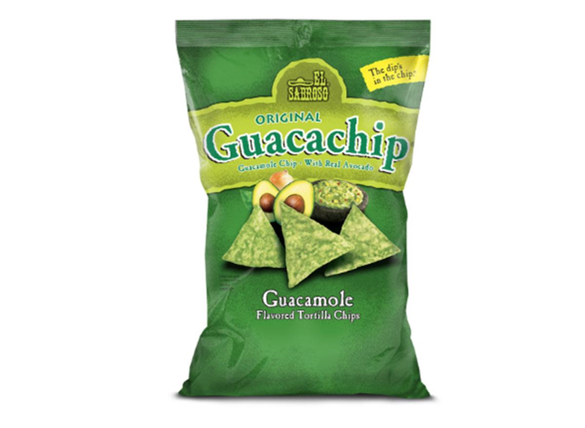 el sabroso original guacachip
