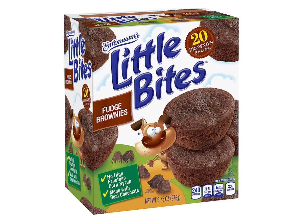 entenmanns little bites fudge brownies