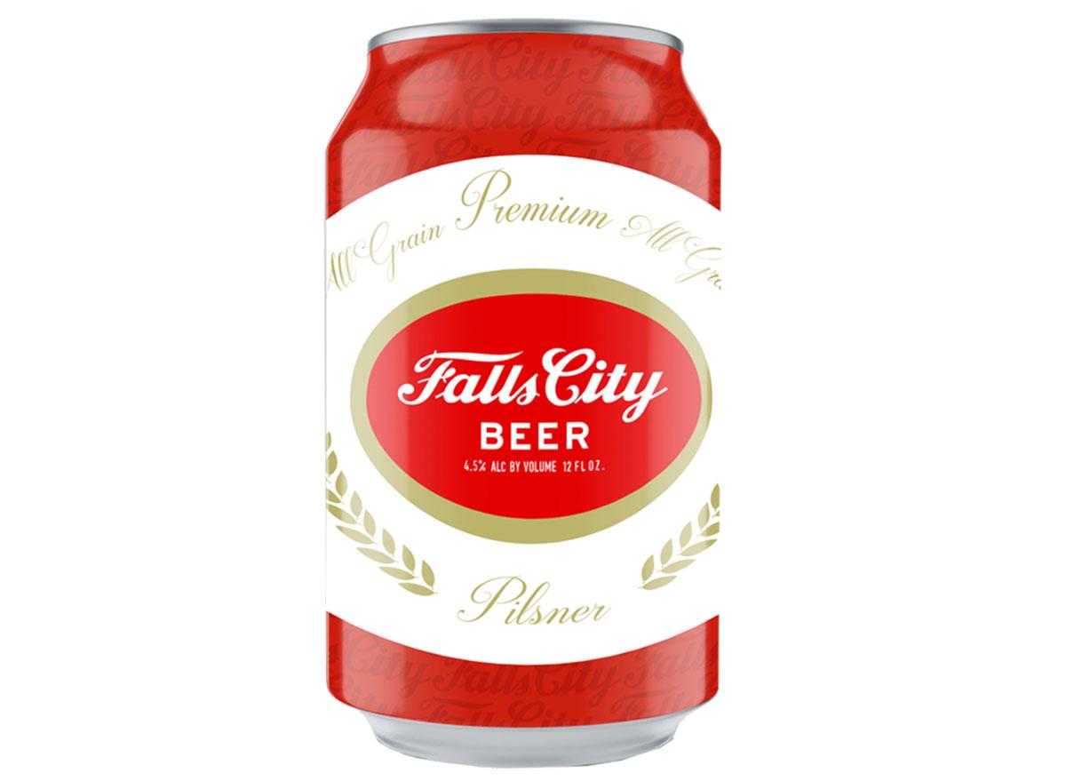 falls city beer can most popular beer kentucky