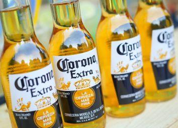 four coronas most popular beer alaska