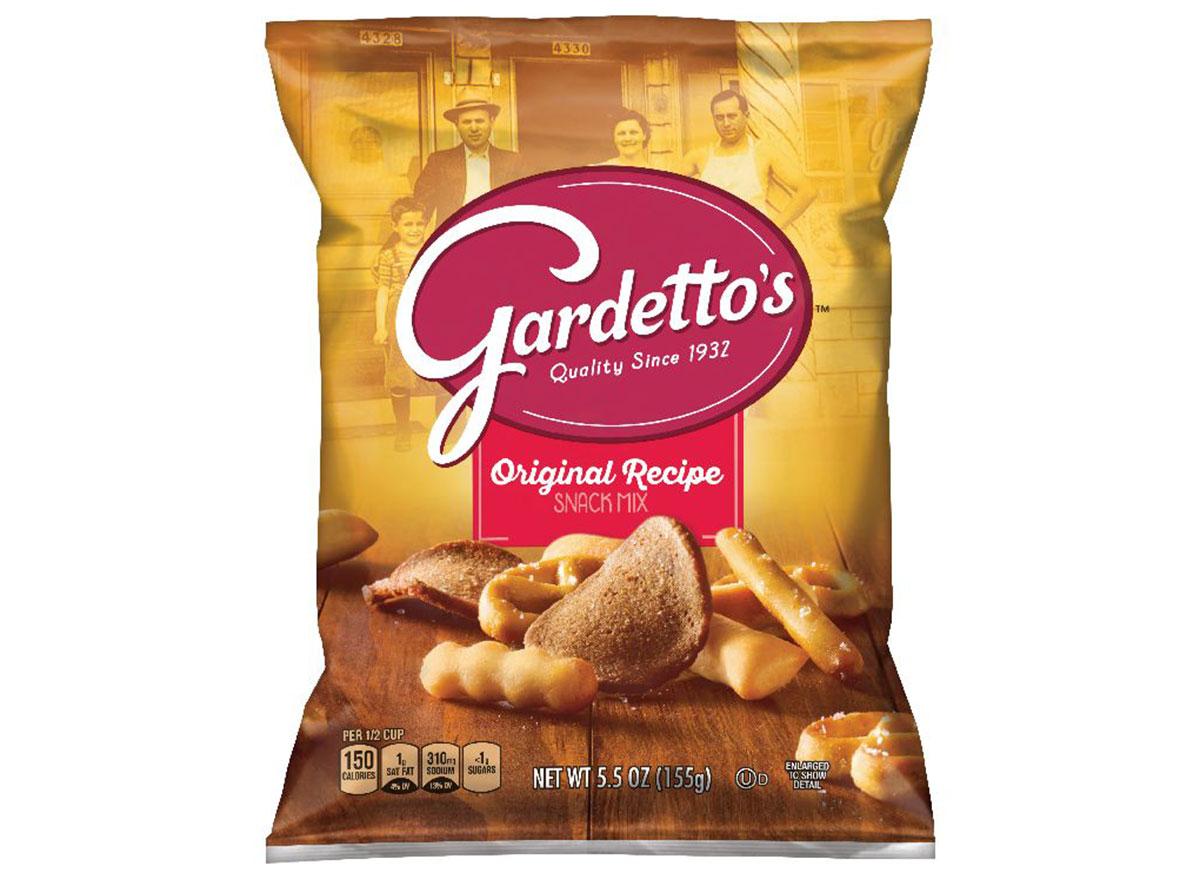 gardettos original recipe snack mix