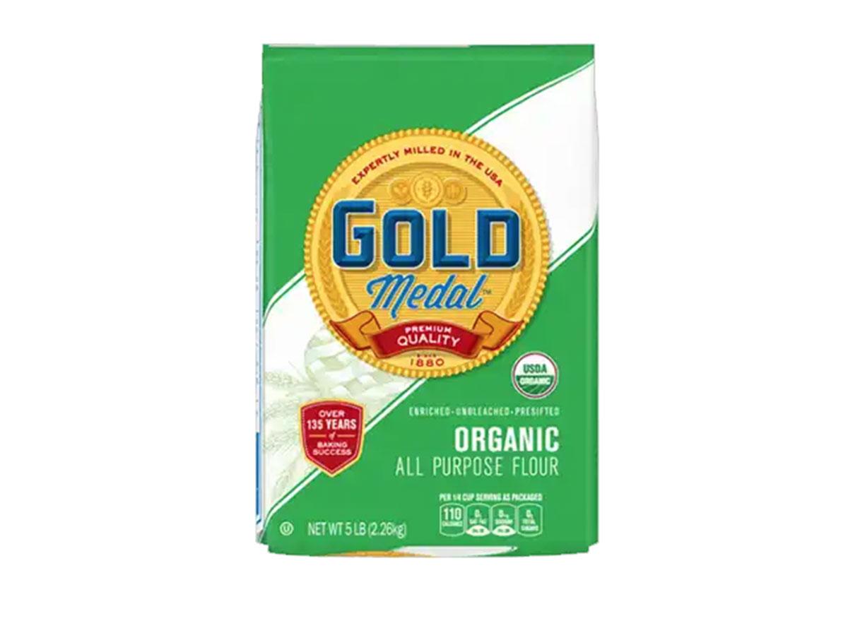 gold medal organic all-purpose flour