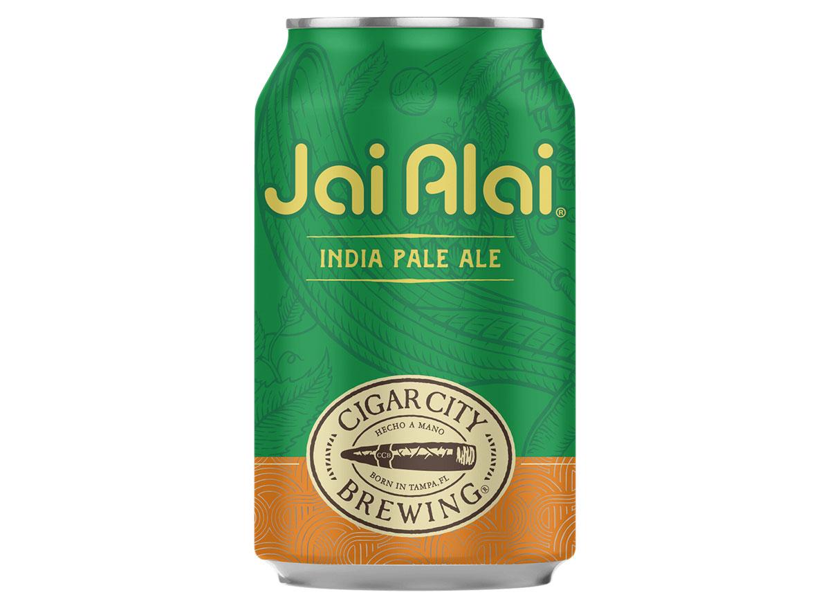 jai alai india pale ale beer can most popular beer florida
