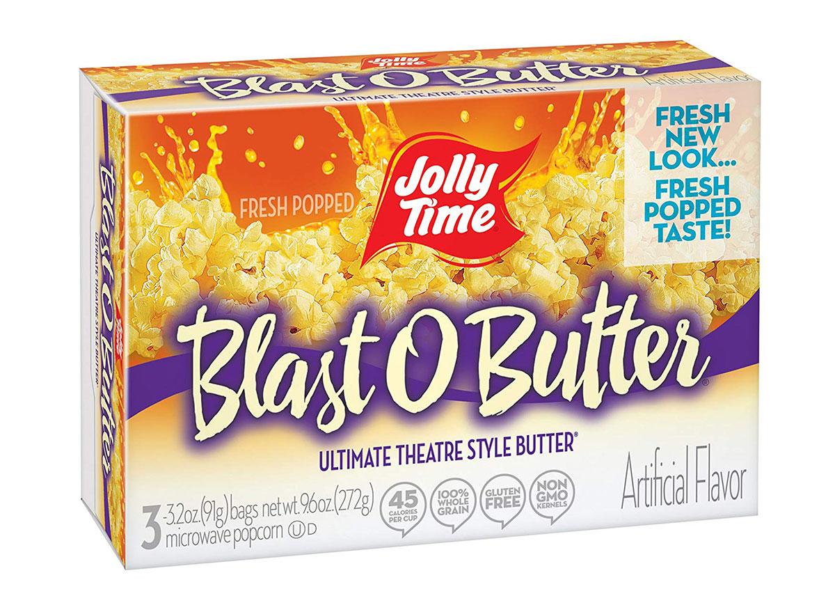 jolly time blast o butter