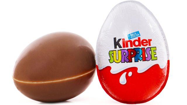 kinder eggs suprise candy