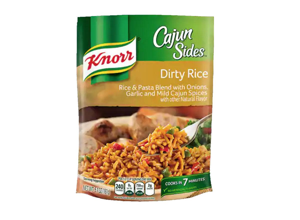 knorr cajun sides dirty rice