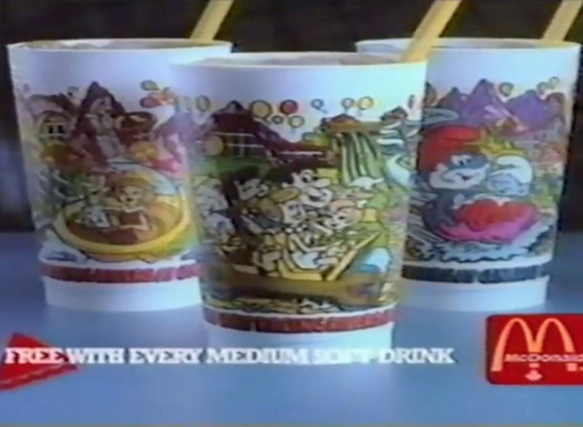 Flintstones Wonderland Cup