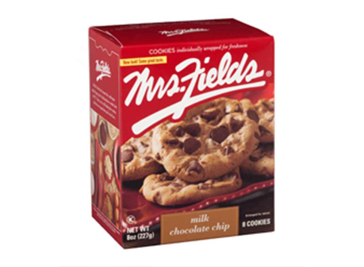 mrs fields milk chocolate chip