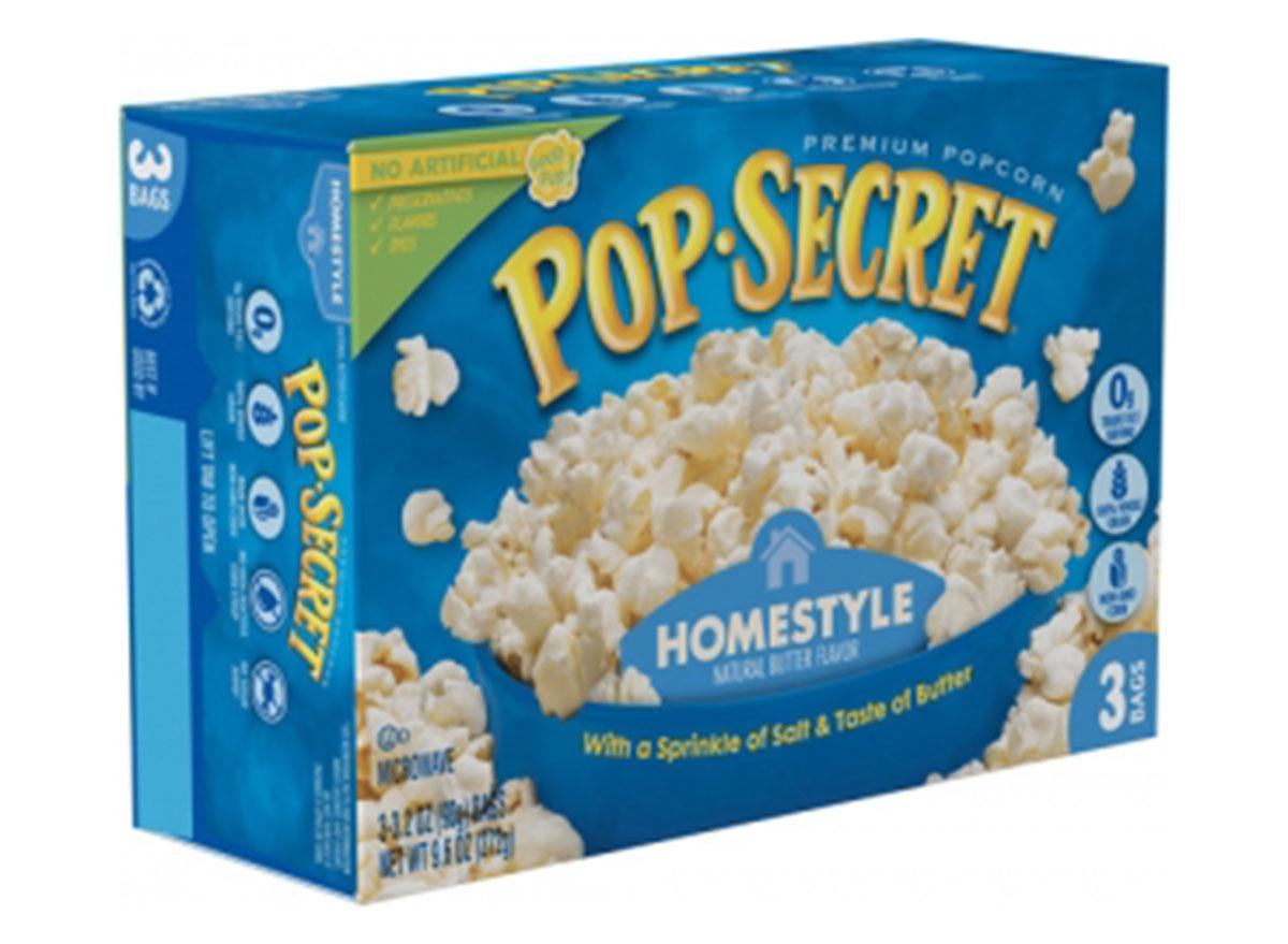 pop secret homestyle