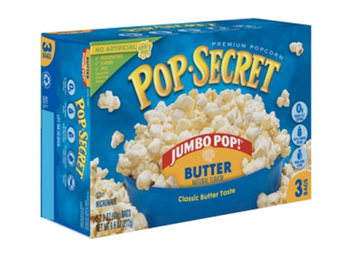 pop secret jumbo pop butter