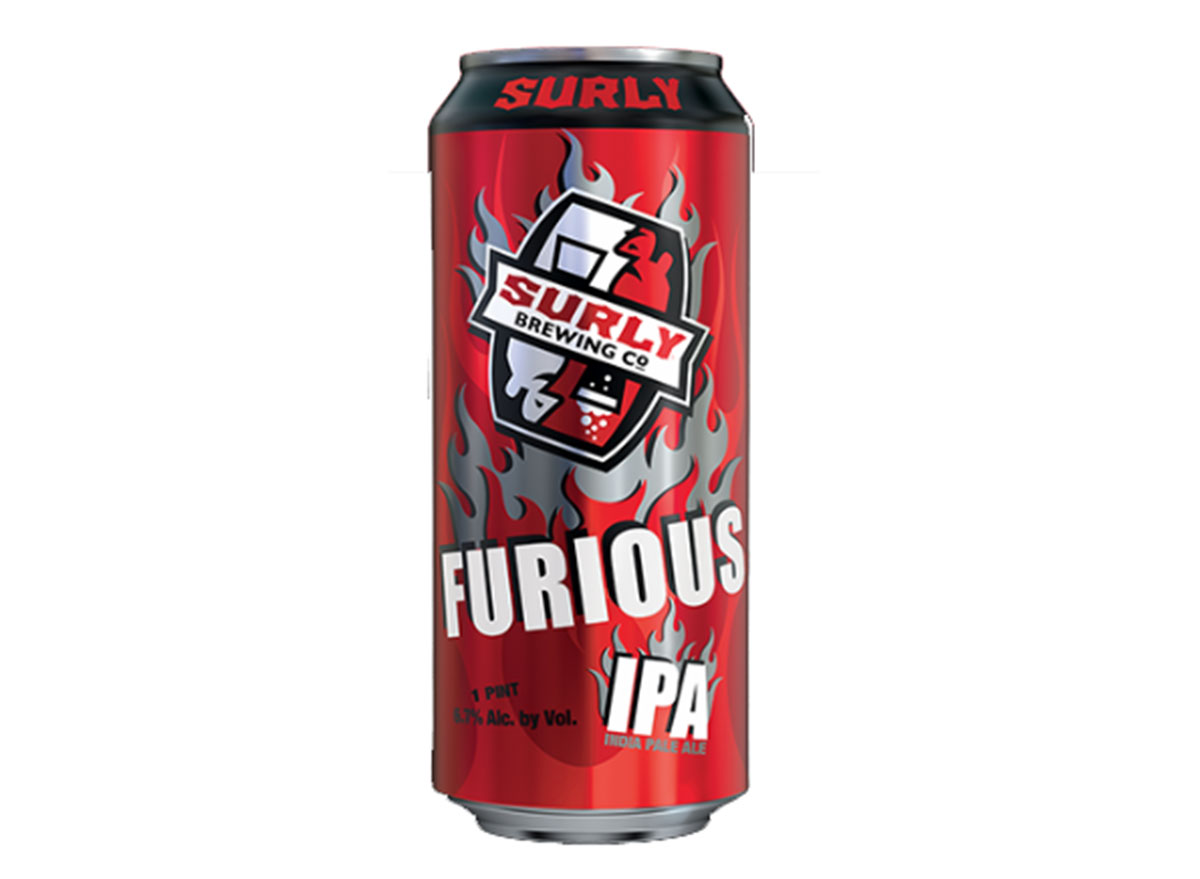 surly brewing co furios ipa can most popular beer indiana